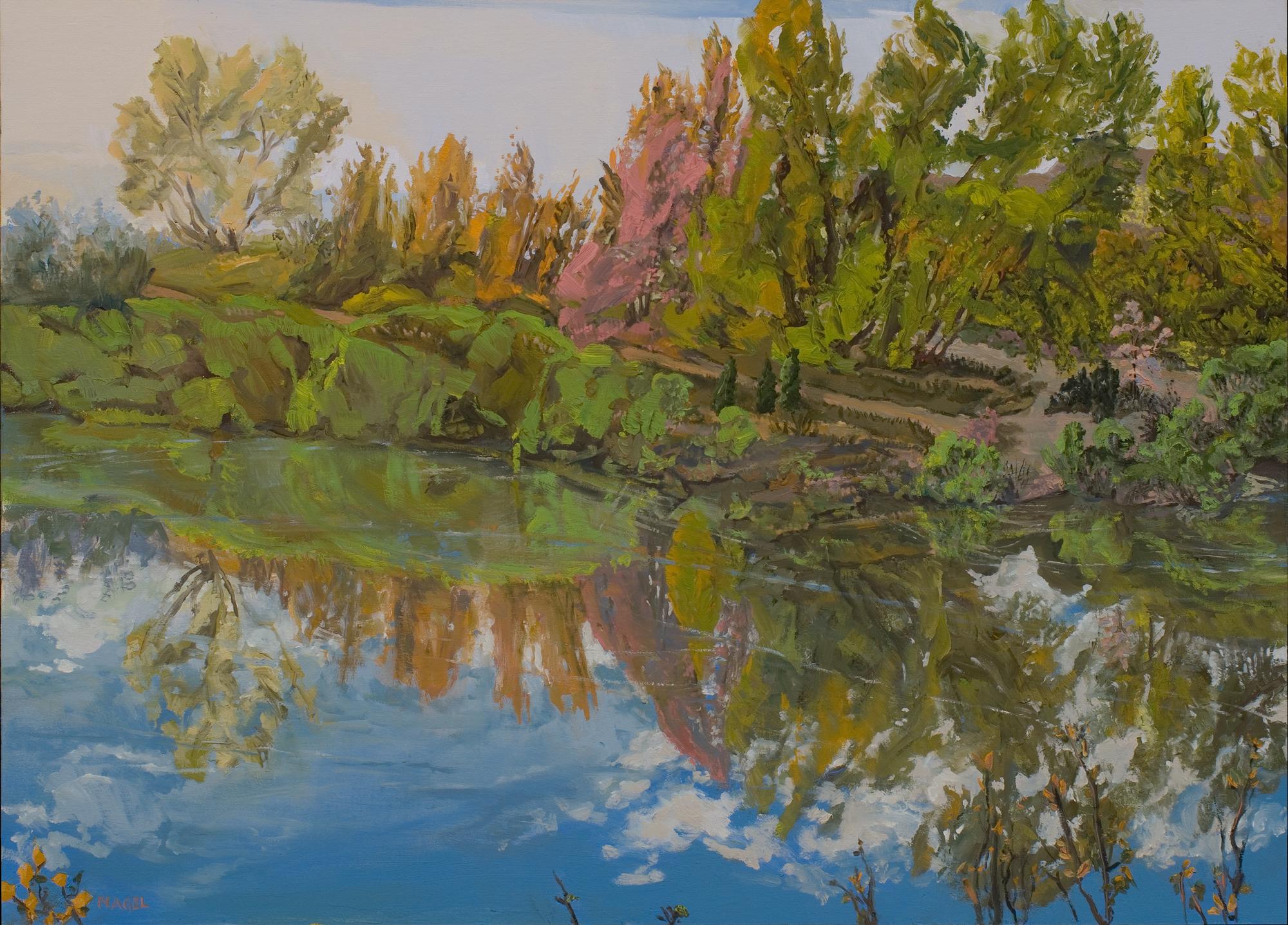 """Roxborough Park Lake"""