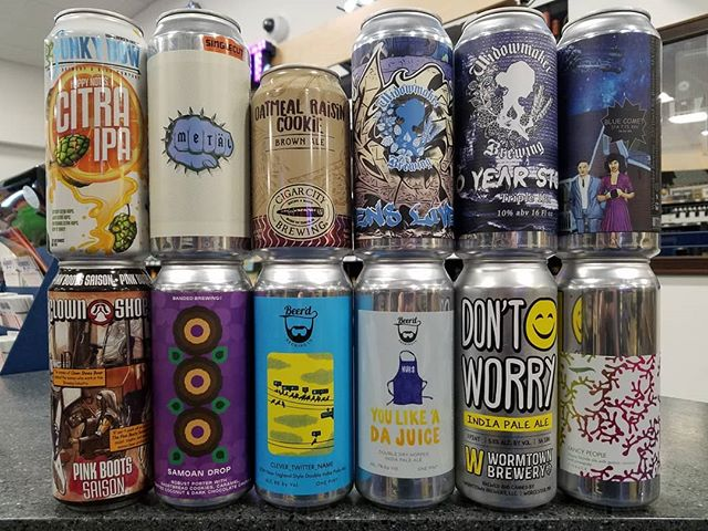 New beers this week include the debut of @widowmakerbrew from Braintree and a special @clownshoesbeer release supporting @pinkbootssociety