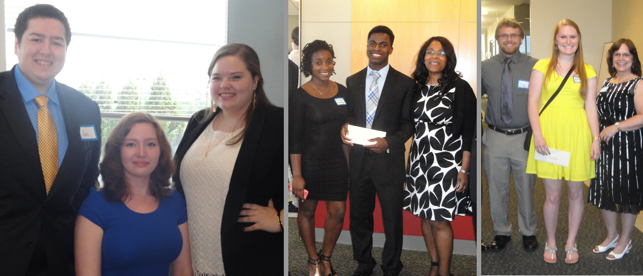 CIA Officer's Memorial Foundation Scholarship Recipients
