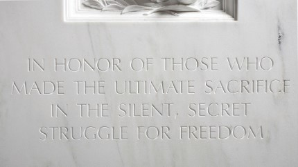 Remembering spies on Memorial Day