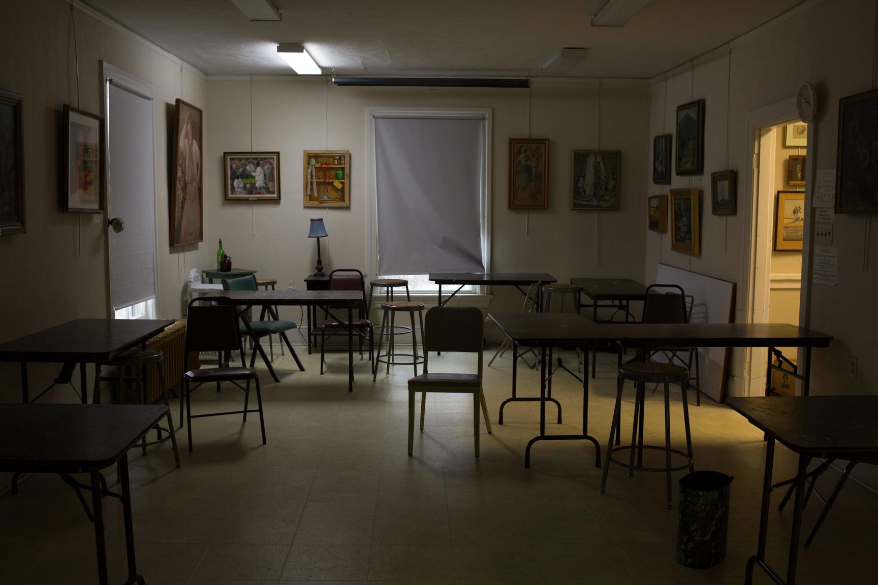 The Art Club , Lynchburg, VA, 2018