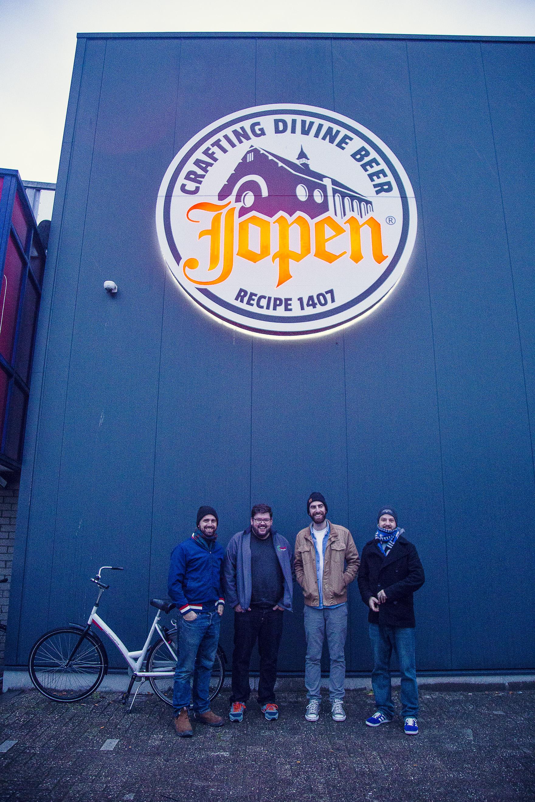 Jopen - Haarlem - Pays-Bas