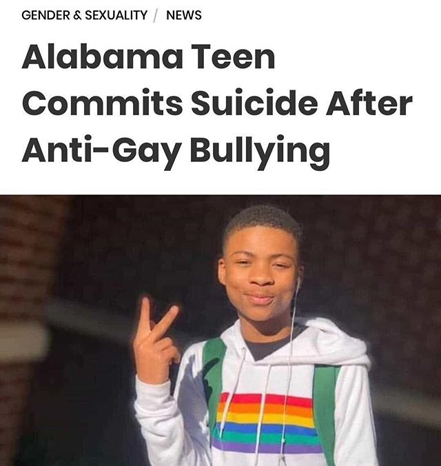 Our thought and prayers go out to this precious soul and their family!! 🙏🏿🙏🏿💔💔💔 this hate has to stop!!! #solidarity #love #PrEPSupports