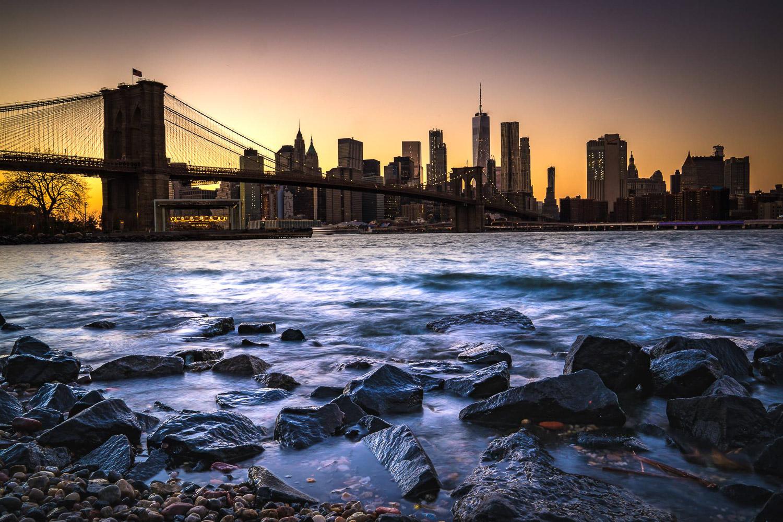<strong>#3:</strong> Brooklyn Bridge