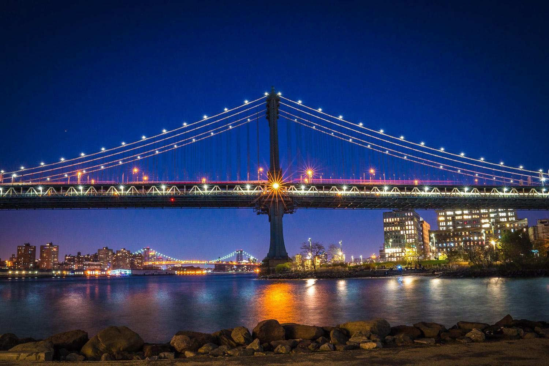 <strong>#19:</strong> Manhattan Bridge