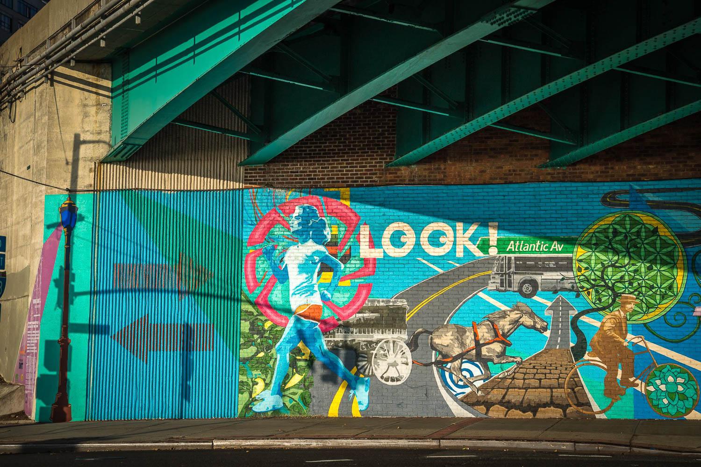 <strong>#27:</strong> BK Queens Expressway Mural