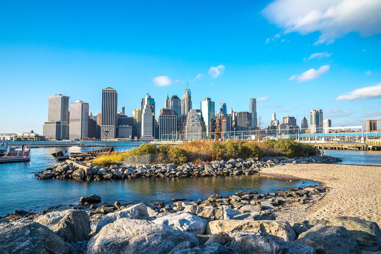 <strong>#29:</strong> Brooklyn Bridge Park Pier 4 Beach