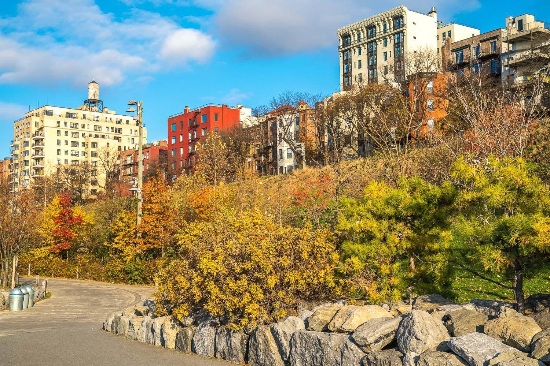 <strong>#30:</strong> Brooklyn Bridge Park Greenway