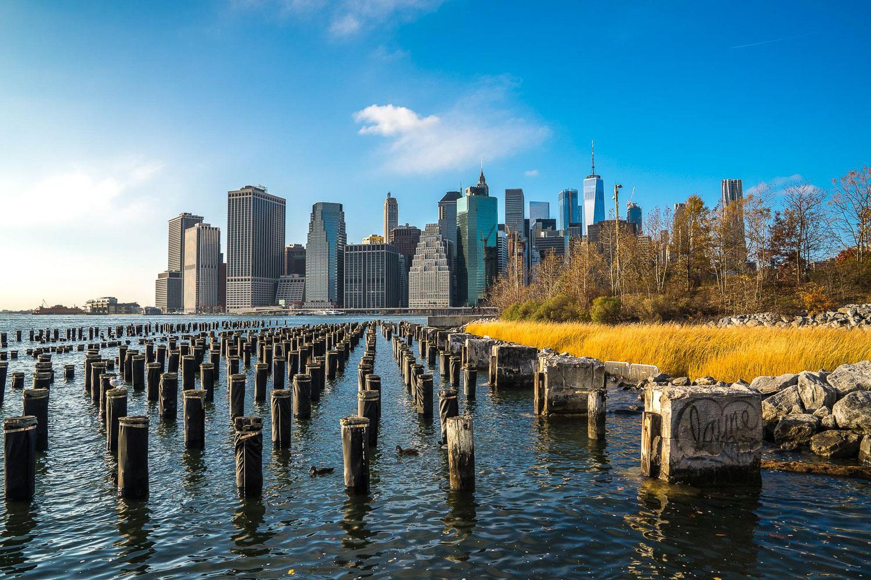 <strong>#31:</strong> Brooklyn Bridge Park Pier 3