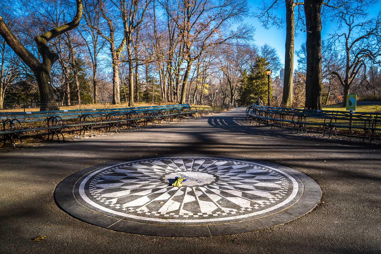 <strong>#13:</strong> Strawberry Fields Imagine Mosaic