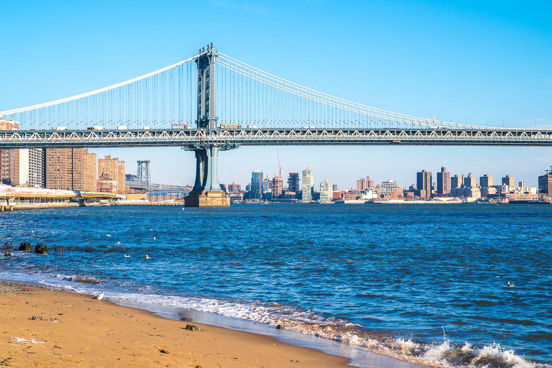 <strong>#6:</strong> Manhattan Bridge