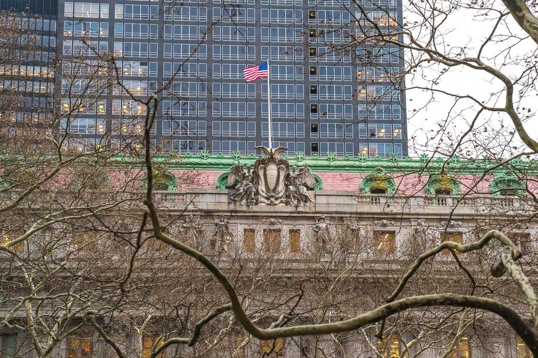 <strong>#18:</strong> Alexander Hamilton U.S. Custom House