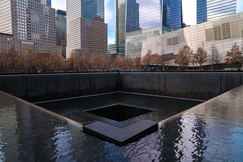 <strong>#25:</strong> 9/11 Memorial