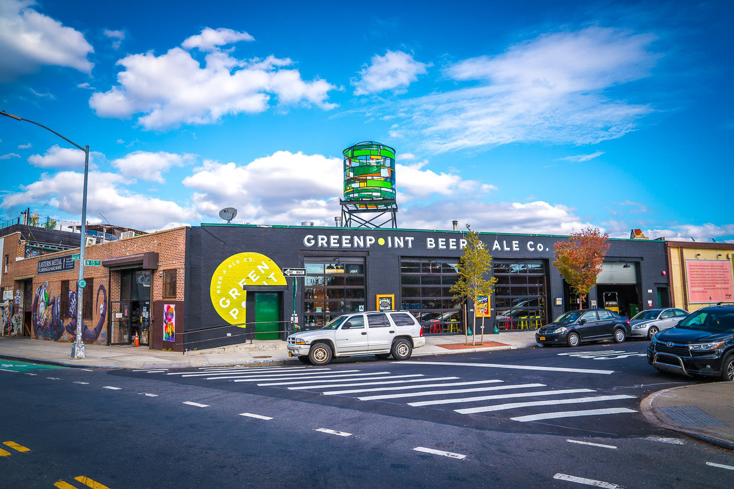 <strong>#4:</strong> Greenpoint Beer and Ale