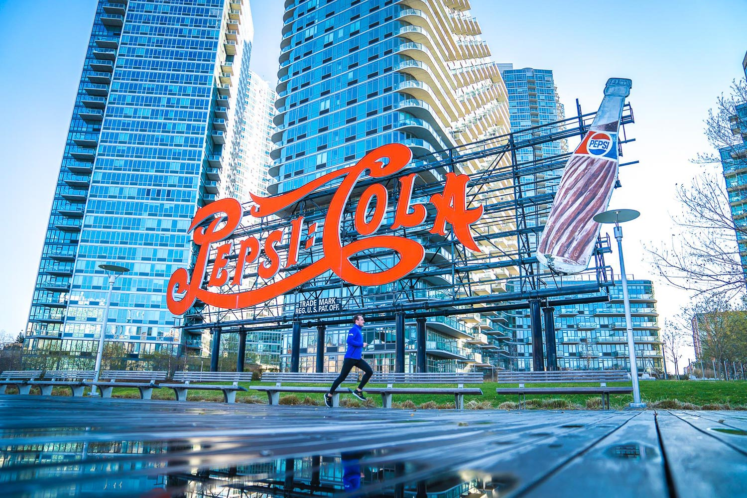 <strong>#13:</strong> Pepsi-Cola Sign