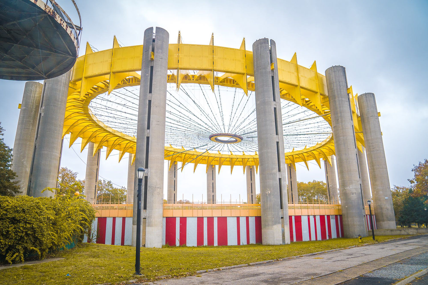 <strong>#10:</strong> New York State Pavilion