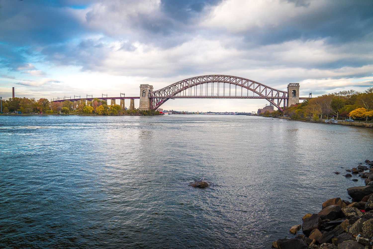 <strong>#19:</strong> Hell Gate Bridge