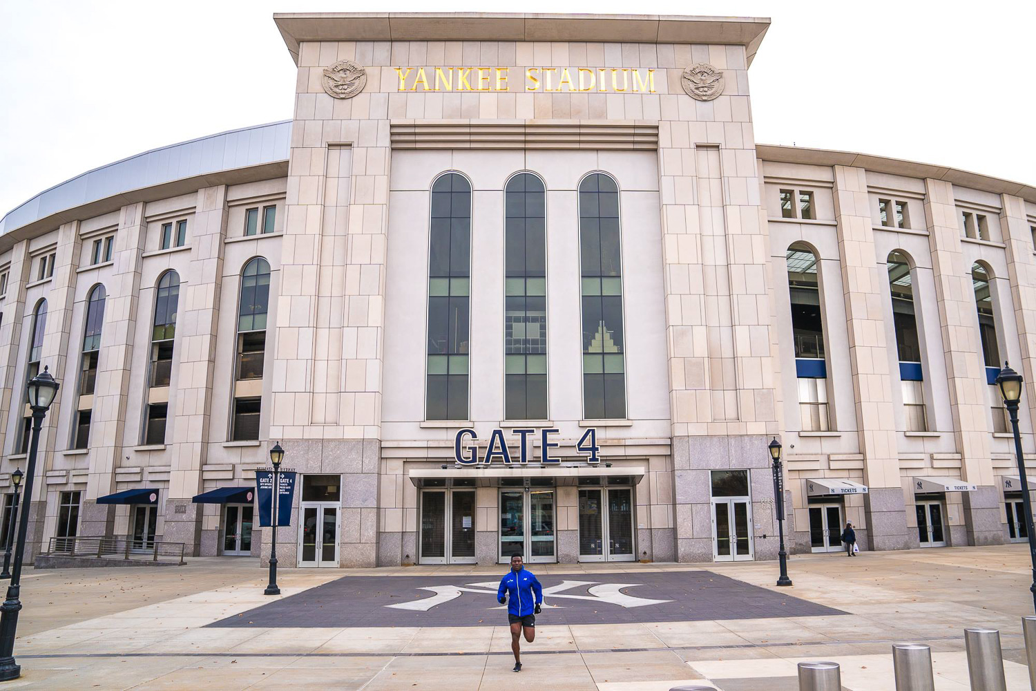 <strong>#1:</strong> Yankee Stadium