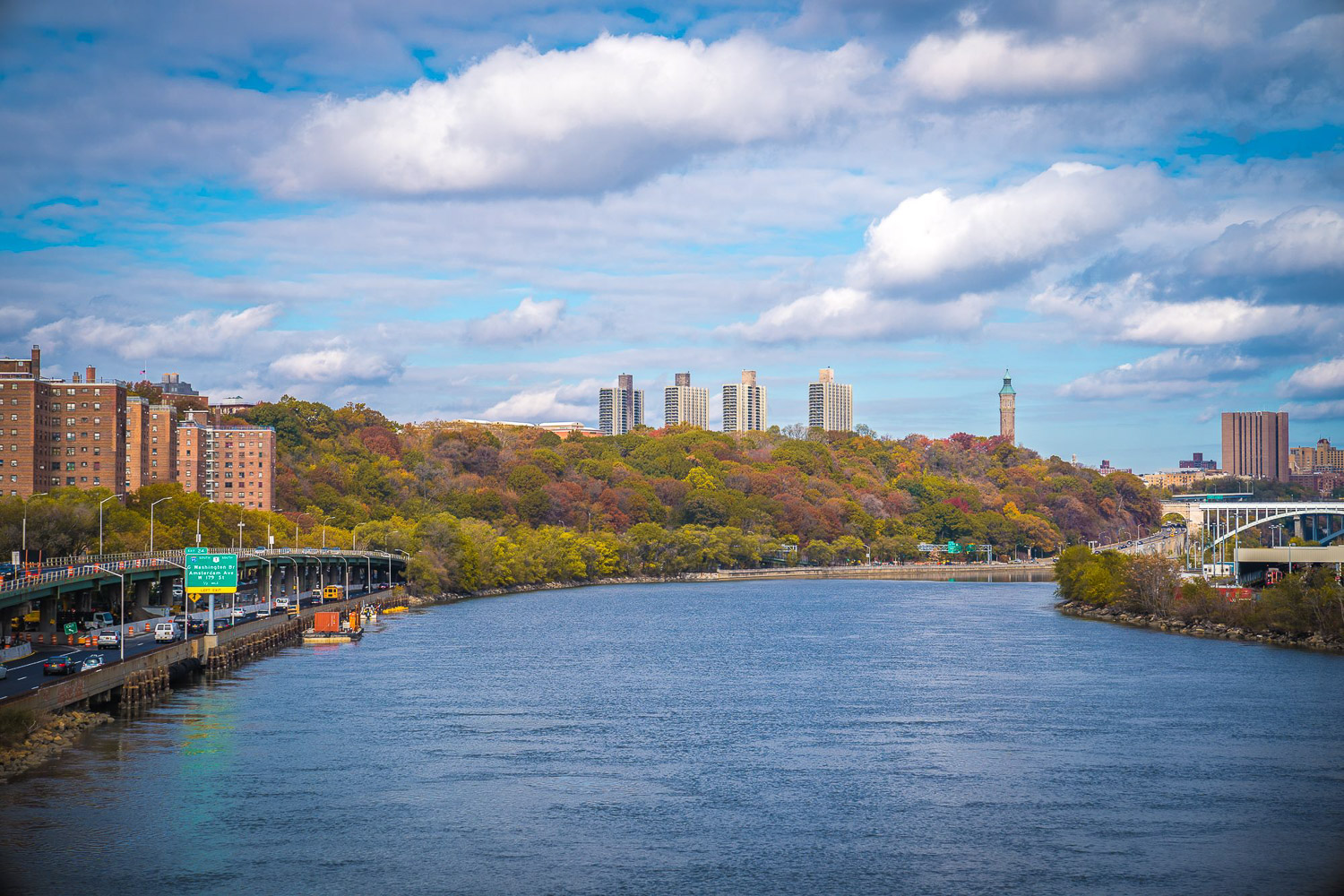 <strong>#5:</strong> Harlem River