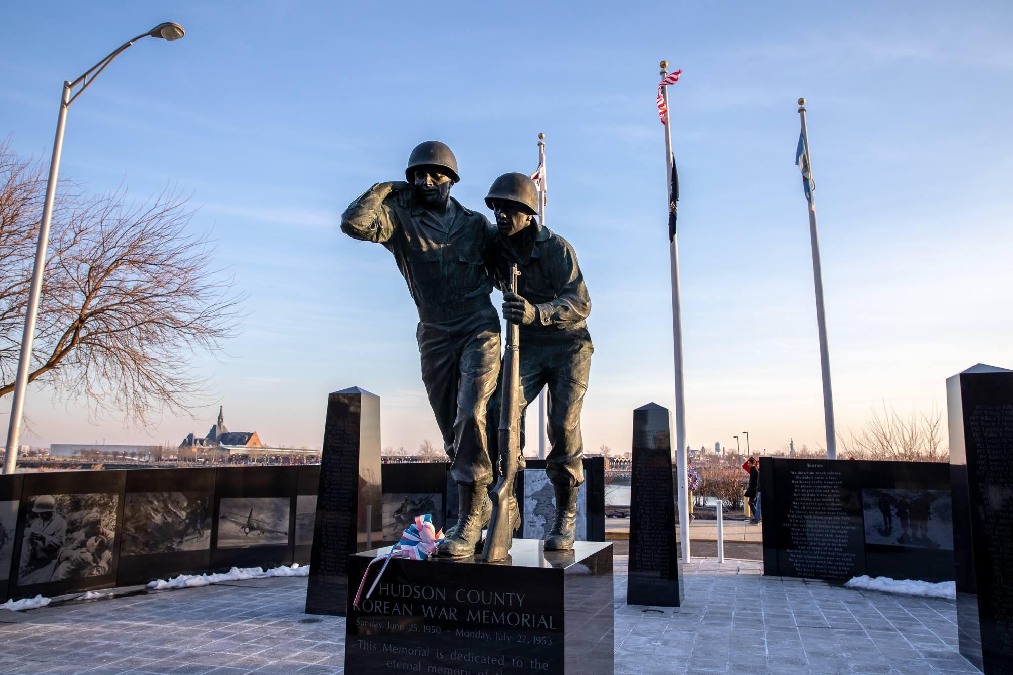 #10 Korean War Veterans Memorial