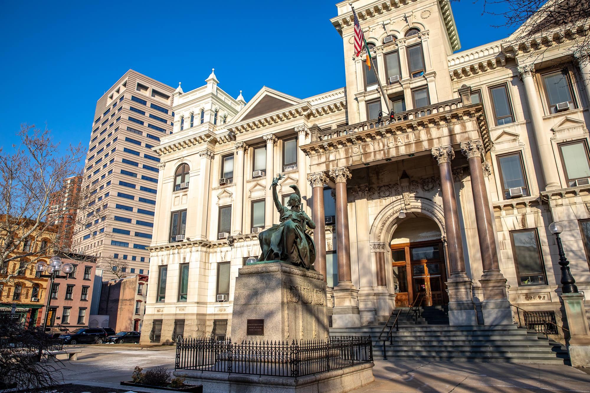 #7 Jersey City Hall
