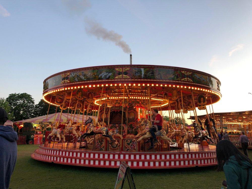 Carter's Steam Fair, Malden, UK