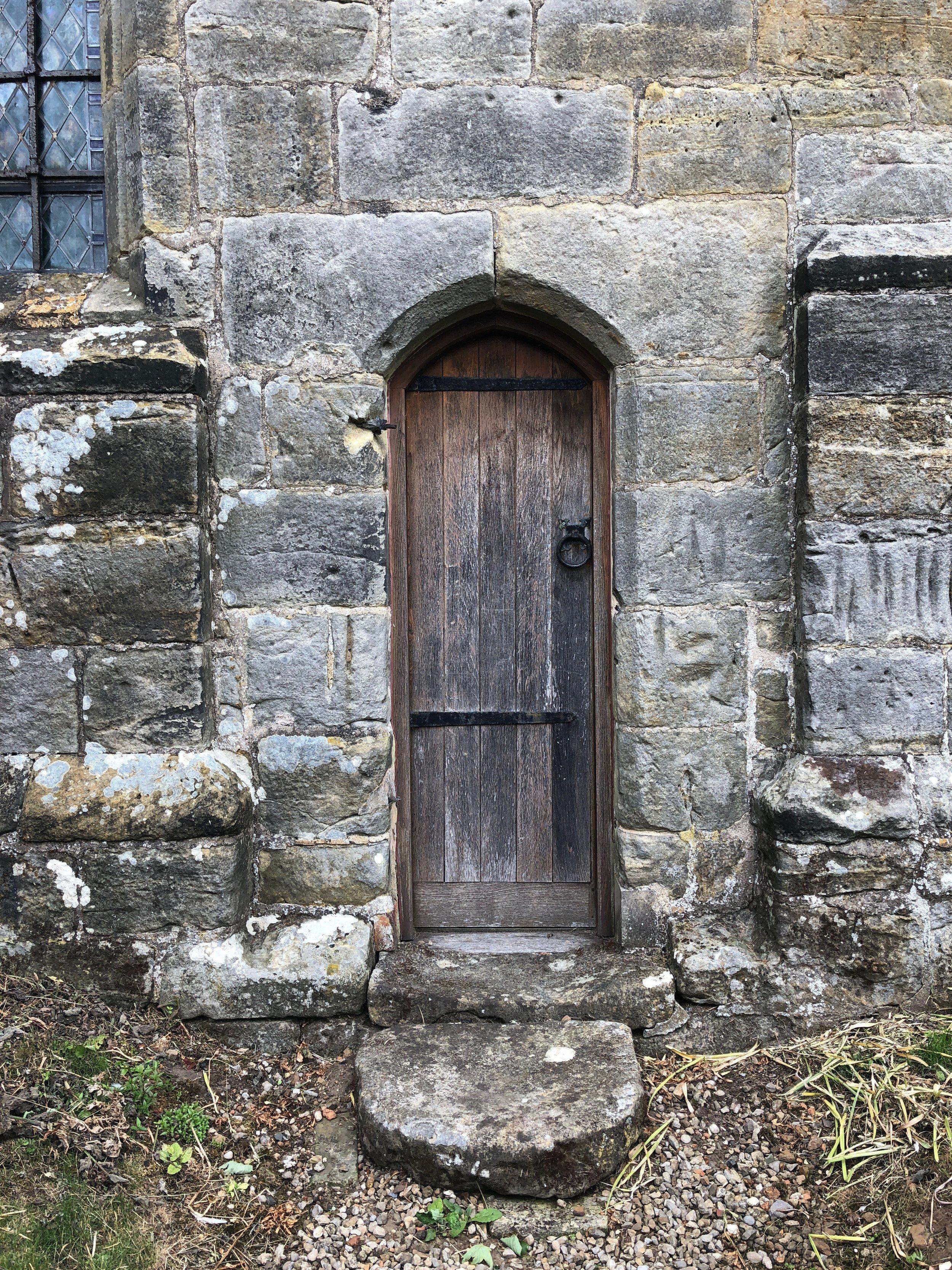 St. Cuthbert's Church, Crayke, Yorkshire, UK