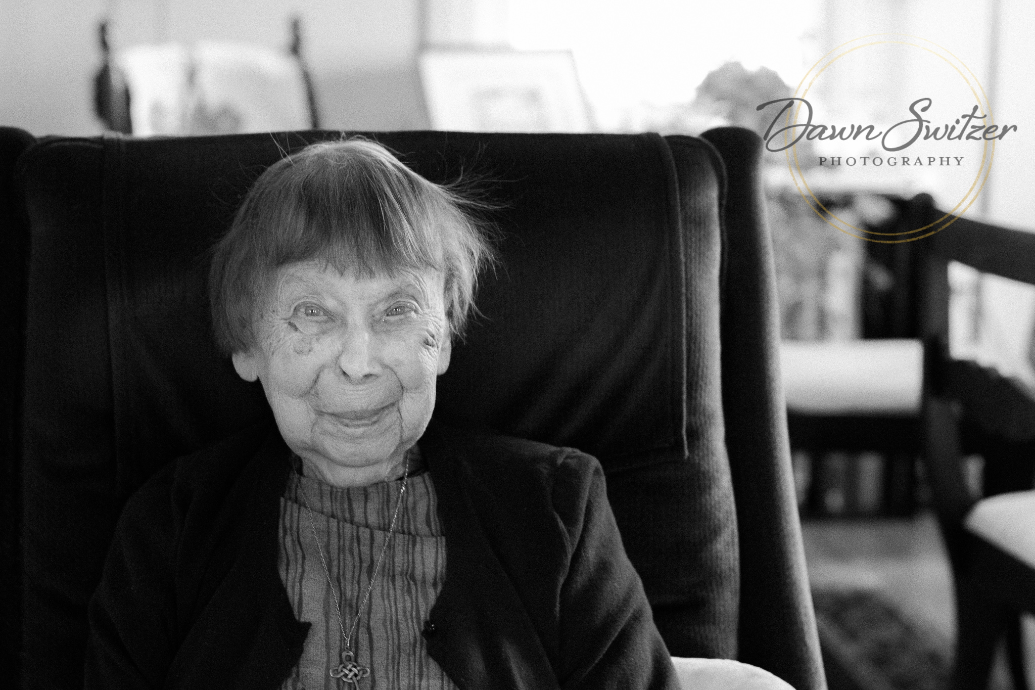 Margaret at 101!!
