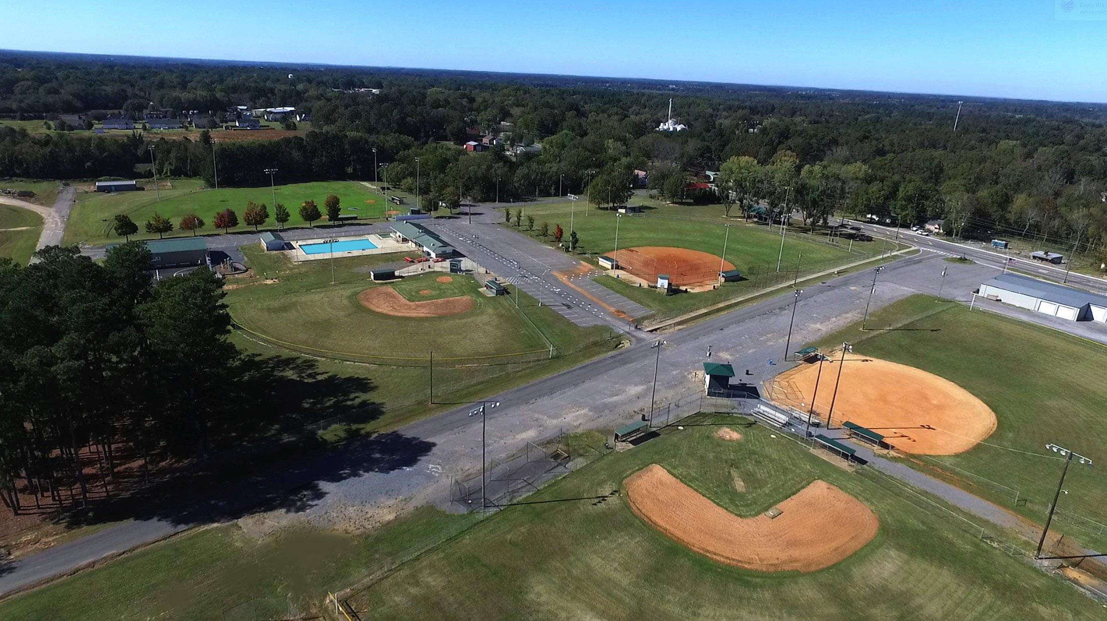 Sports Complex & Park - Crossville City Park14108 Al. HWY 68Jason Sims – Park Director – (256) 557-7244