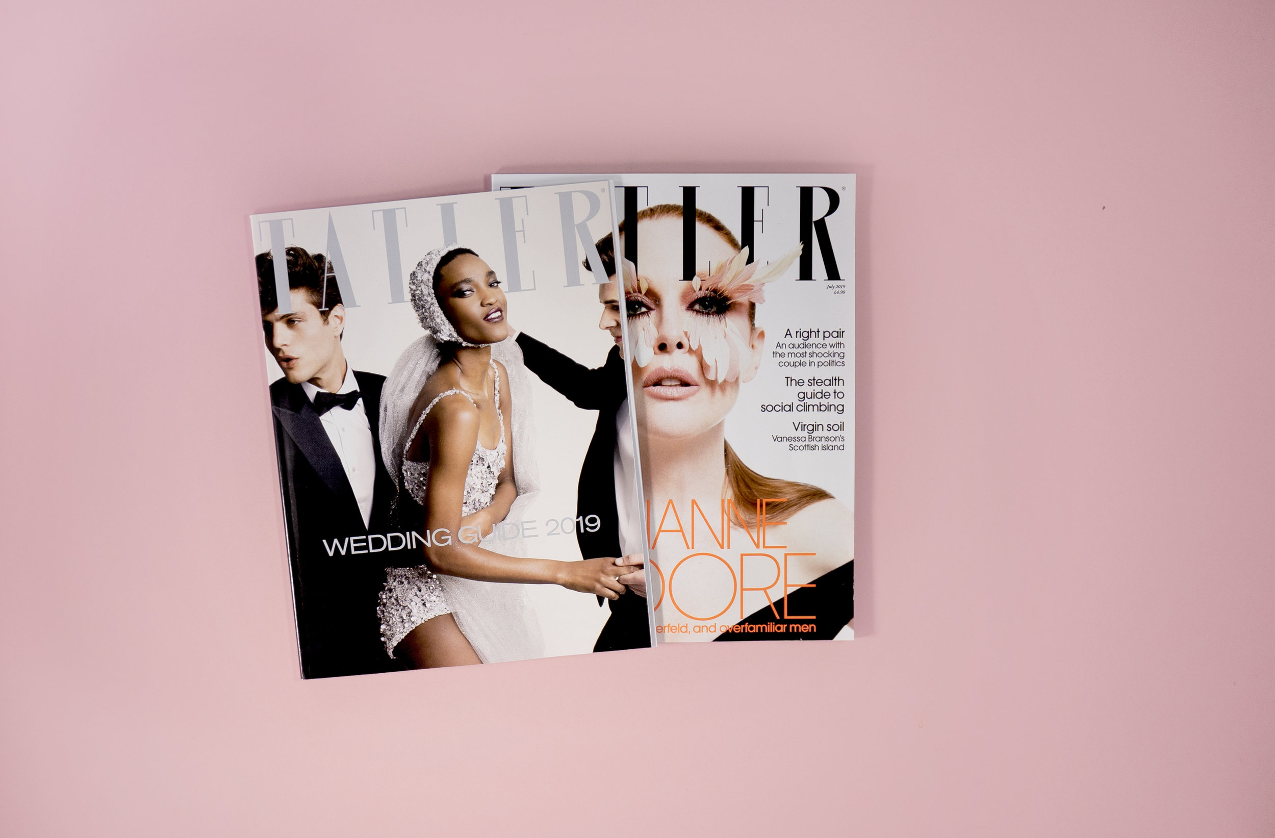 Tatler, June 2019 Edition & Wedding Guide