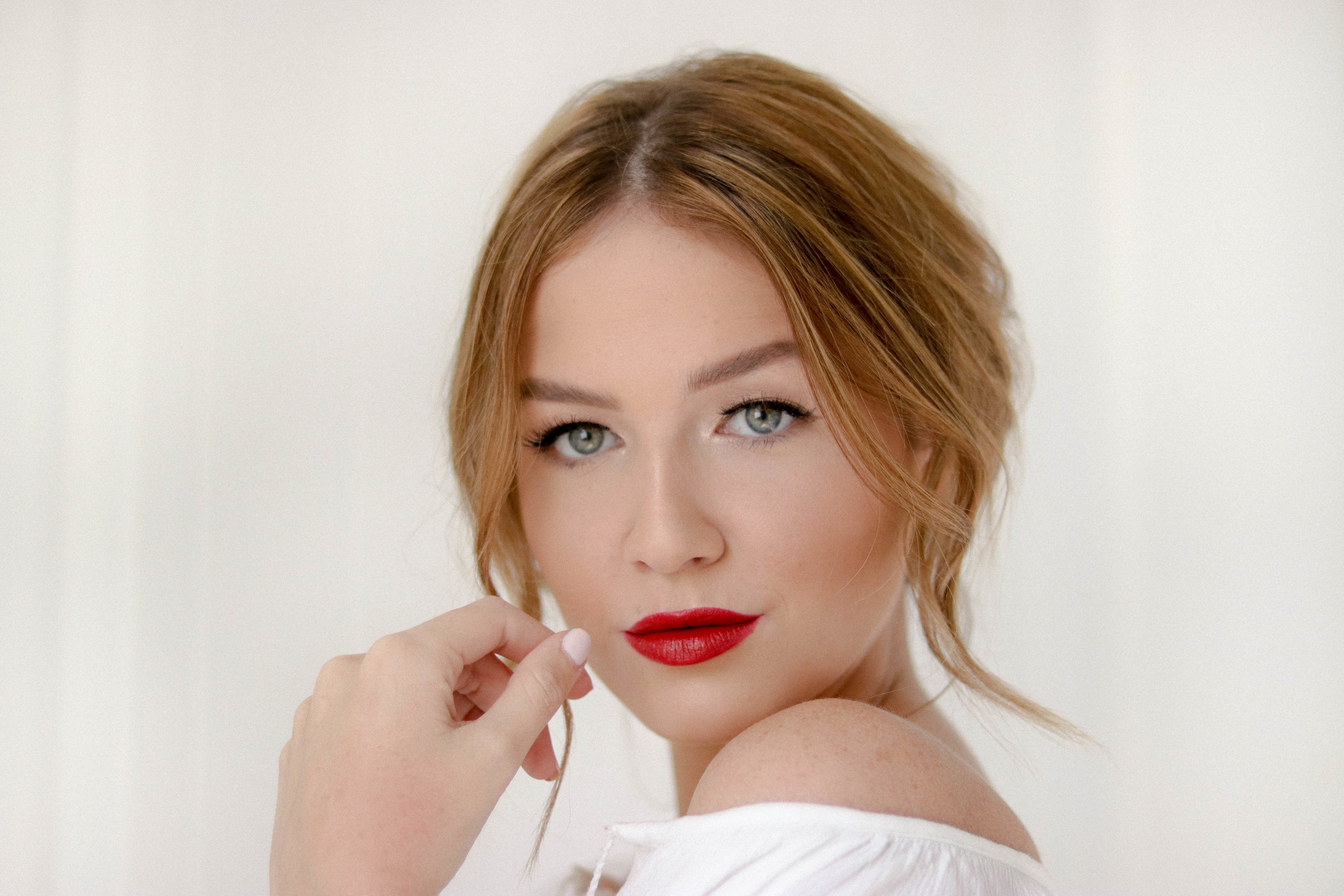 """Red Lip:  MAC Liptensity Lipstick in """"Mulling Spices"""""""