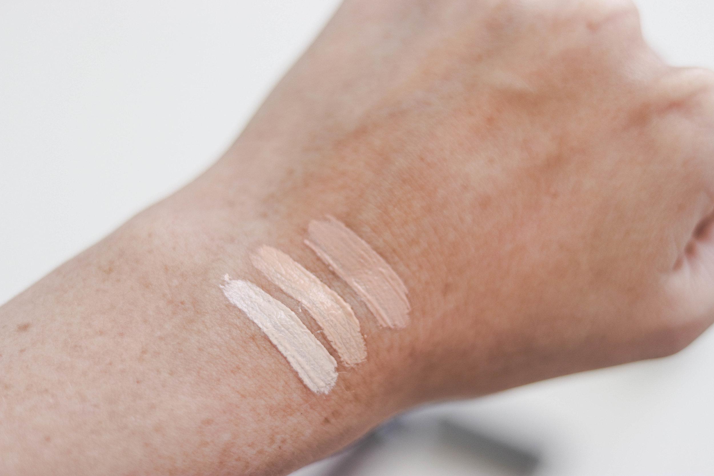 No Makeup Concealer - Fair, Light & Medium