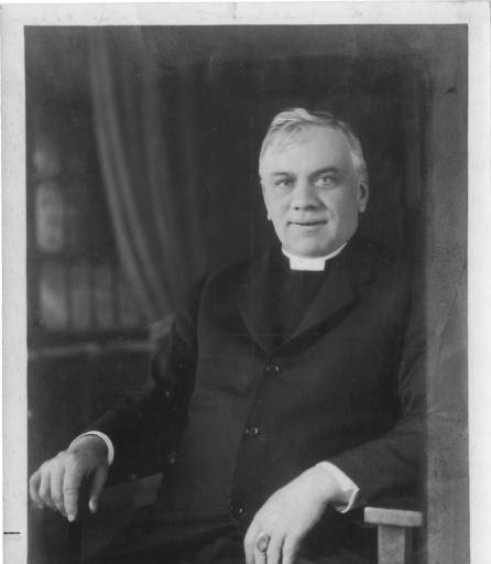 The Rev. Irving Peake Johnson, Hennepin County Library