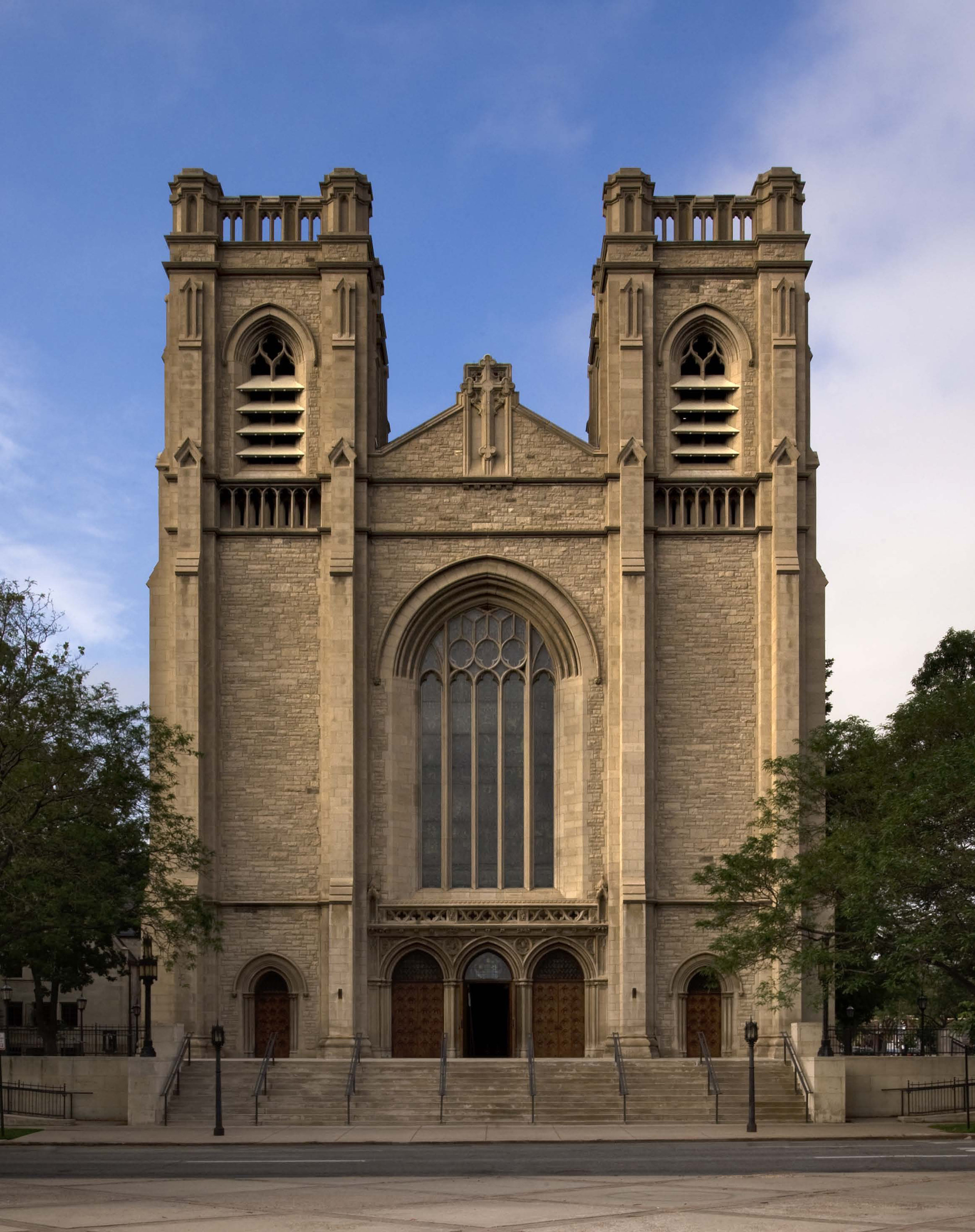 Saint John's Cathedral, Denver.