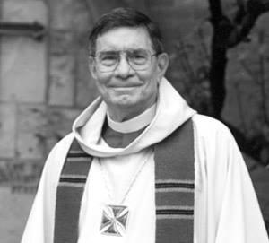 The Rev. William Carl Frey. Photo courtesy Suzy Frey