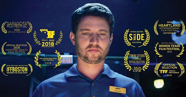 UPCOMING SCREENINGS: CENTERPIECE @heartlandfilm (Indy, IN) on OCTOBER 17th, CENTERPIECE @twincitiesfilmfest (Minneapolis, MN) OCTOBER 19th, and screening @tallgrassfilm (Wichita, KS) OCTOBER 20th. Come meet @hederjon and writer/director @kendallgoldbergfilms l!! TIX: www.whenjeffmovie.com/screenings - More TBA soon! 🎳 🎥 🍿