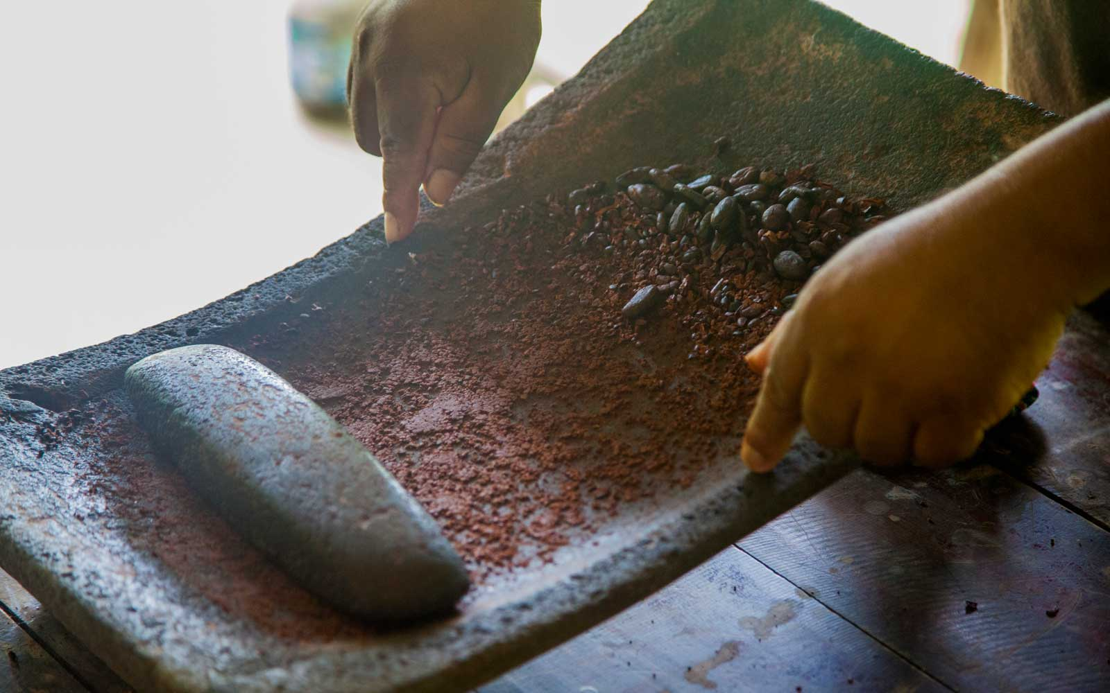 Chocolate Making - Make chocolate from scratch... the Mayan way! Learn this ancient tradition and sample ingredients every step of the way. And of course, you can take home your chocolate as a tasty souvenir. This is a half day or shorter tour.