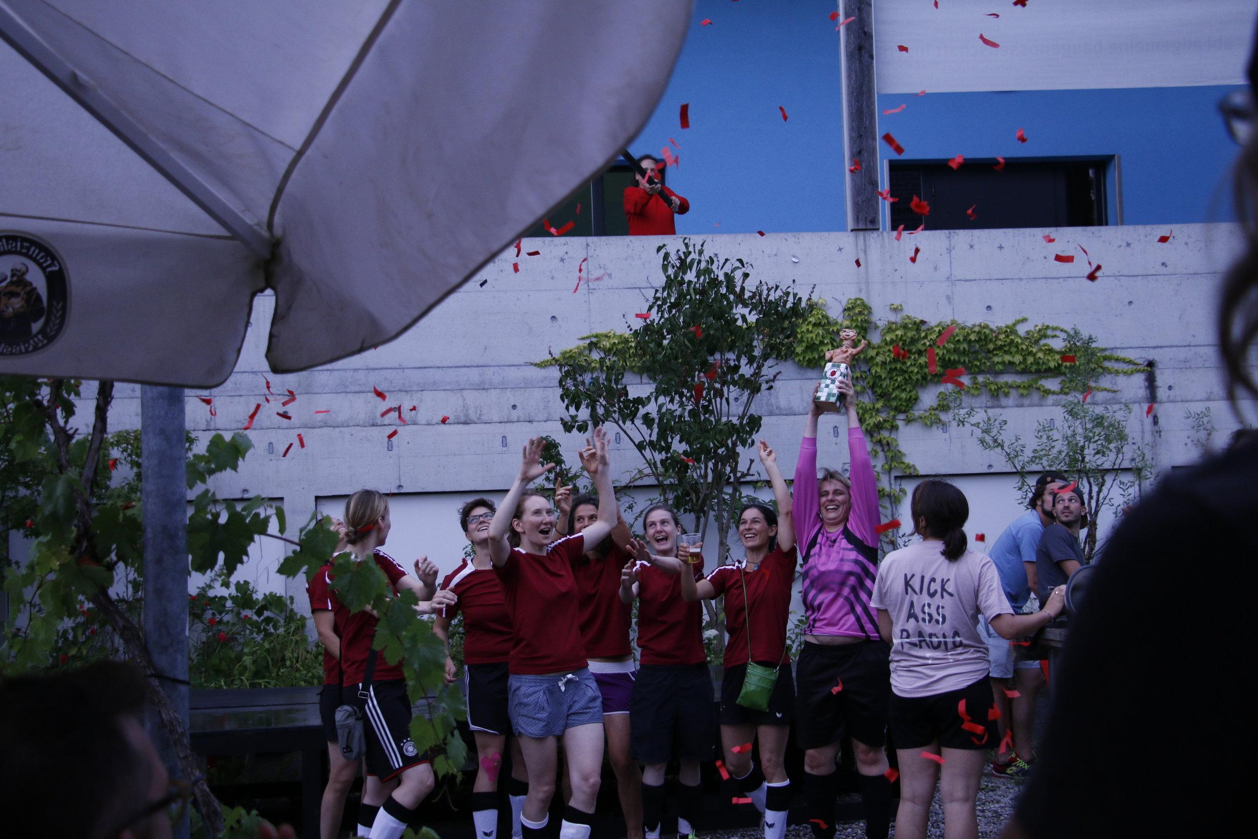 FC Ballerinas