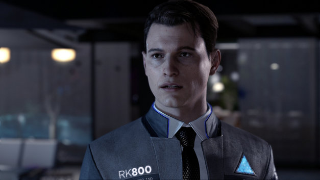 Connor - Android - Hostage Negotiator