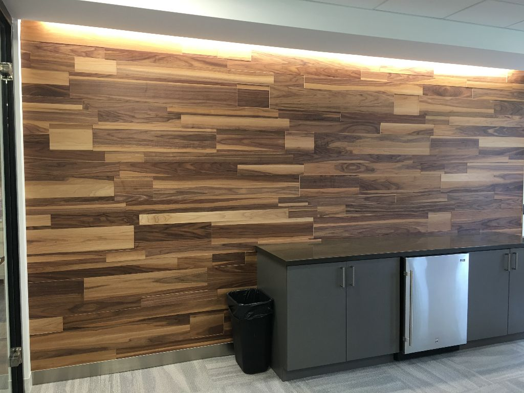 Cedarwood Office Building Renovation - Maisie Collection - Juglans