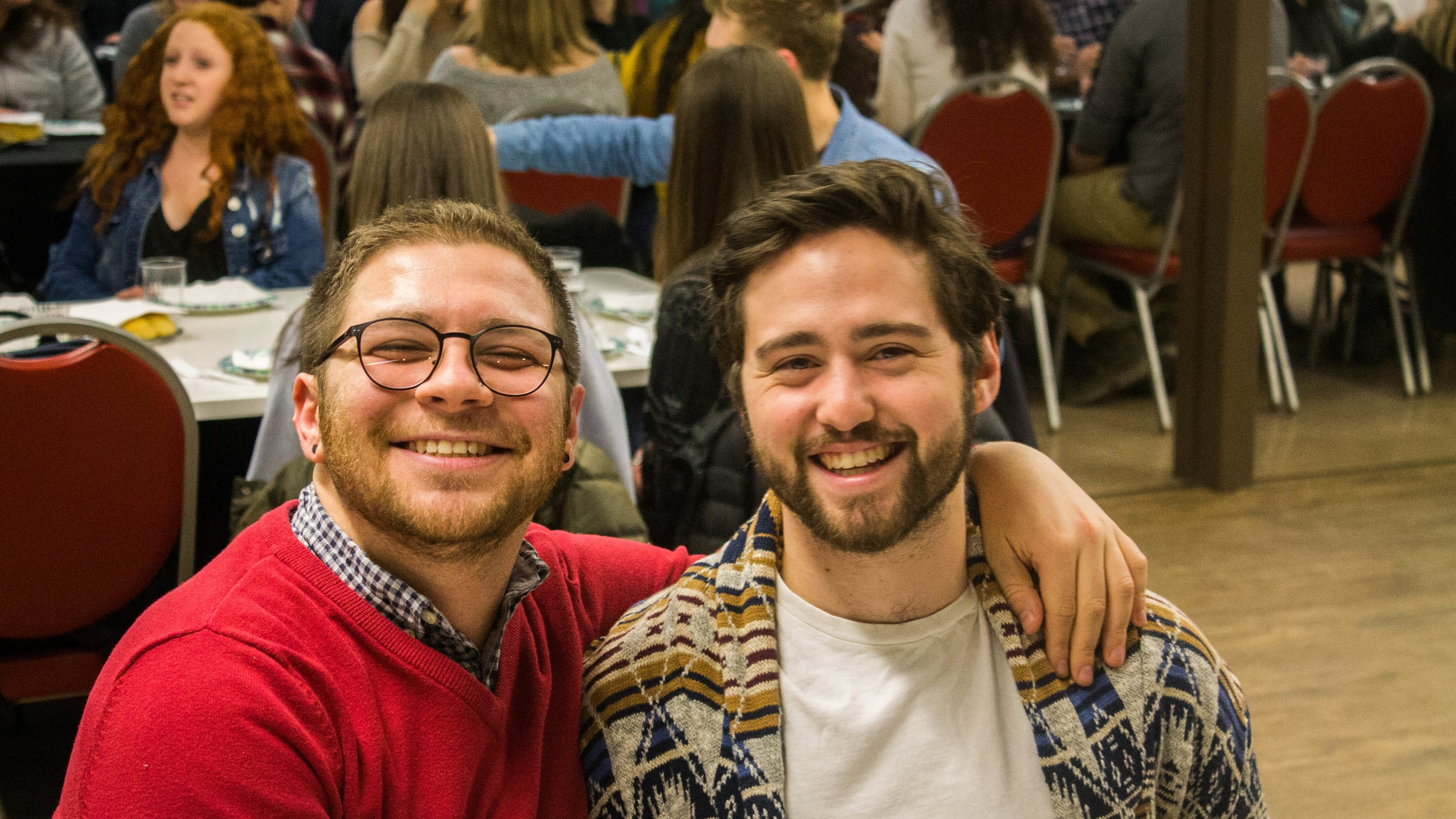 Adopt a Shabbat - Give the gift of a Shabbat dinner at Hillel!