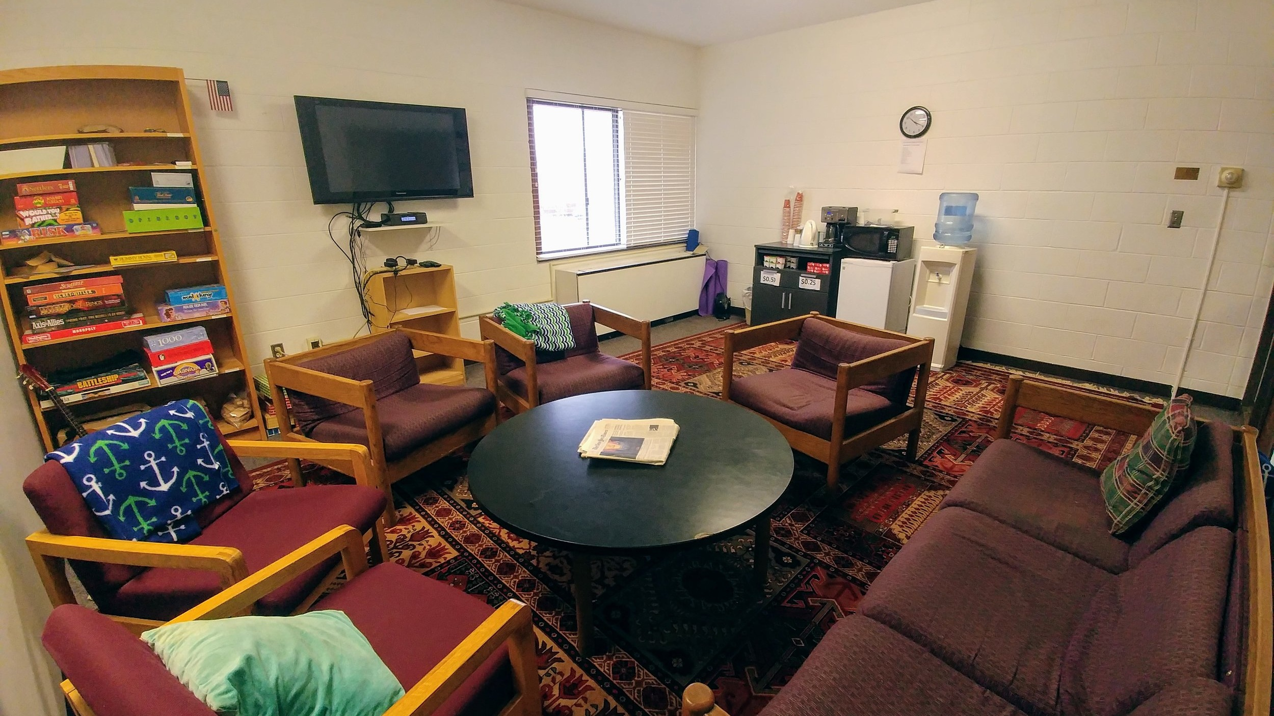 Building Renovations - Help us improve Hillel House to make it a more welcoming and comfortable place for everyone!