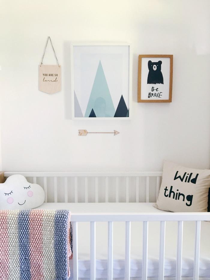 Nursery Reveal // Amy Elizabeth