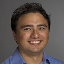 Carlos Diaz, associate professor of packaging science