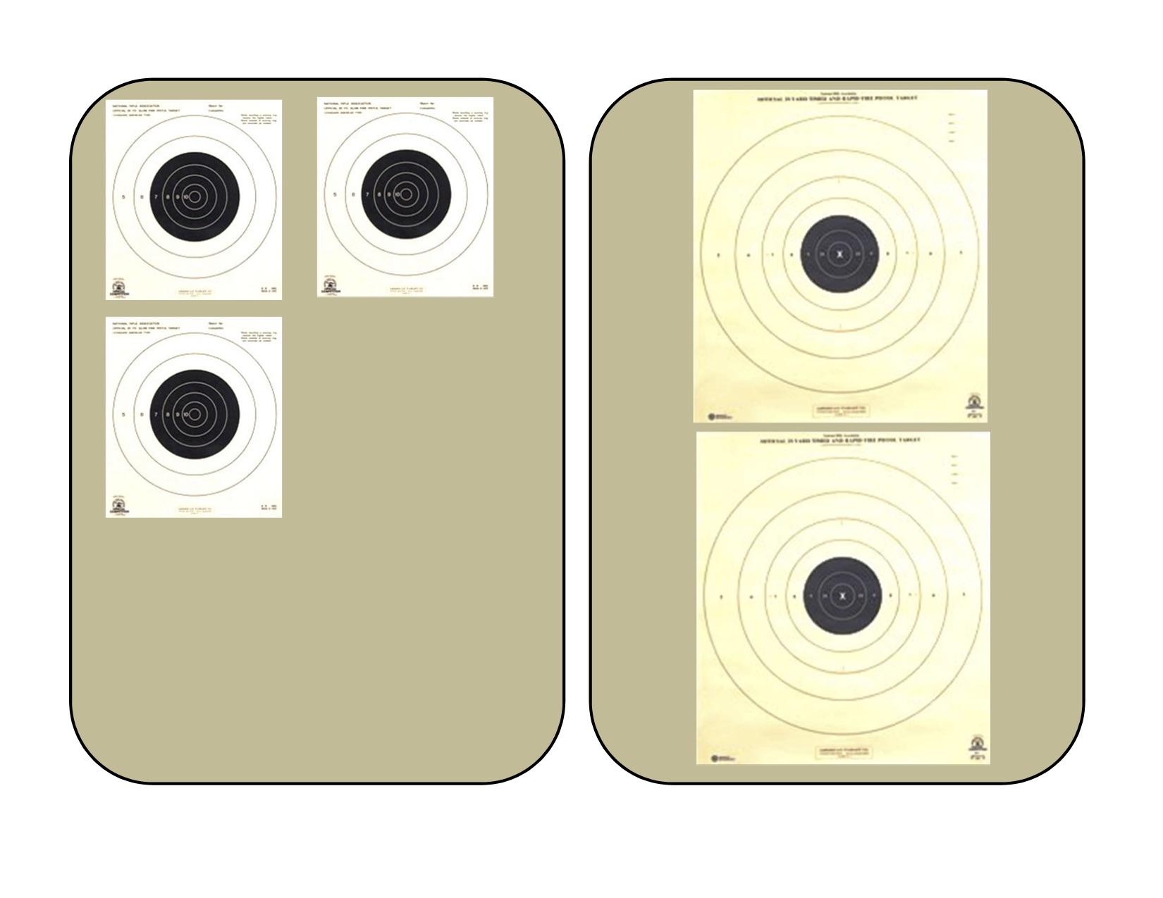Bullseye Setup