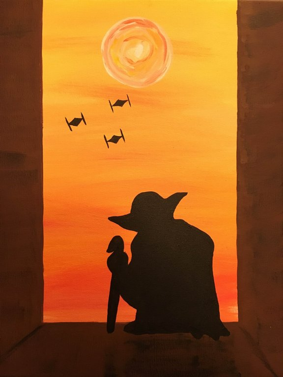 Painting Star Wars Yoda2.jpg