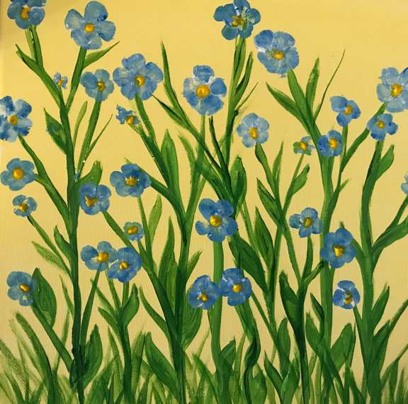 Painting Forget Me Nots.jpg