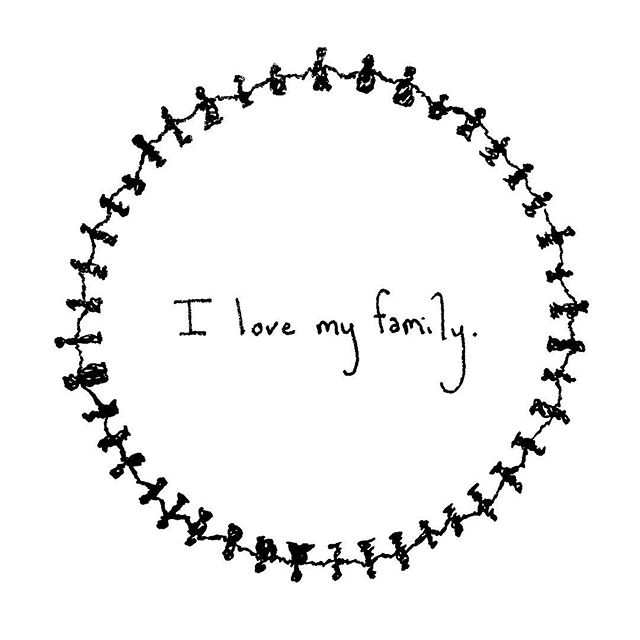 I am grateful for the family I was born with and for the family I have chosen. ✨❤️ #affirmations #selfloveclub #mindovermatter #lawofattraction #metaphysicalhealing #newage