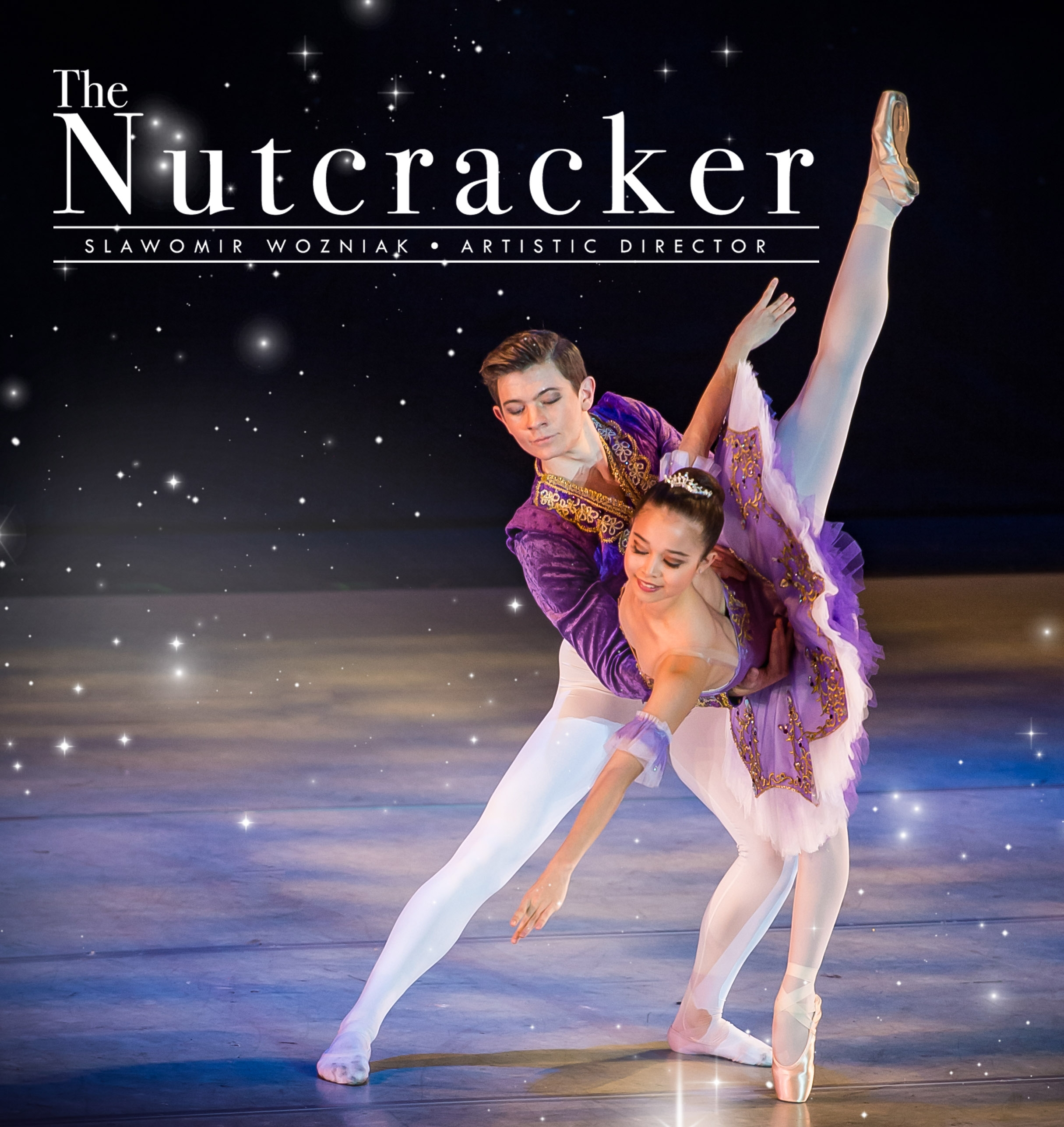 Photo by BMC Photography / Dancers Jack Beckham and Mya Kresniak