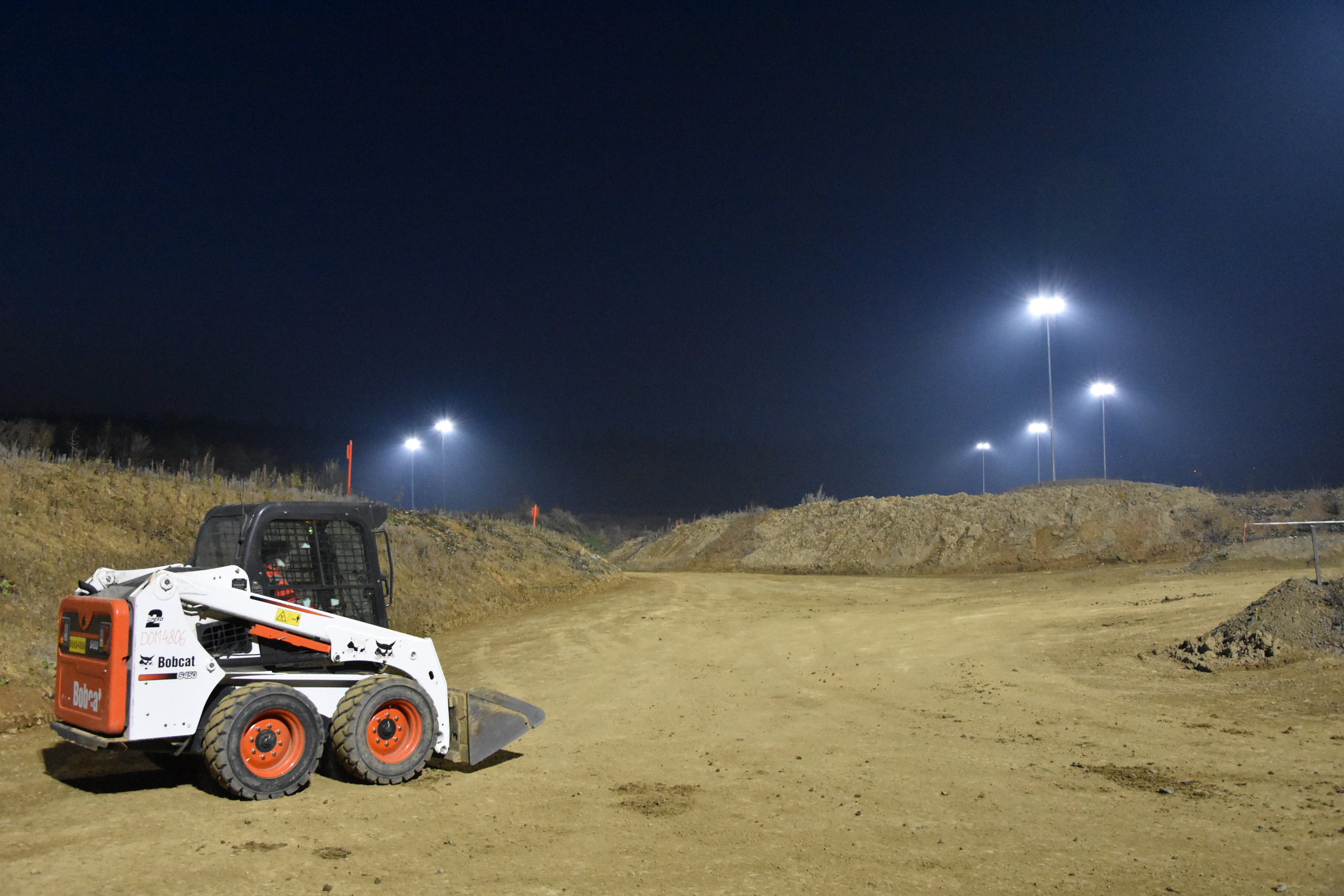 INDUSTRY LIGHTING - Whether it is an airport, shipping port or a mine site, our lighting solutions adhere to all strict lighting codes, making us the leaders in the field